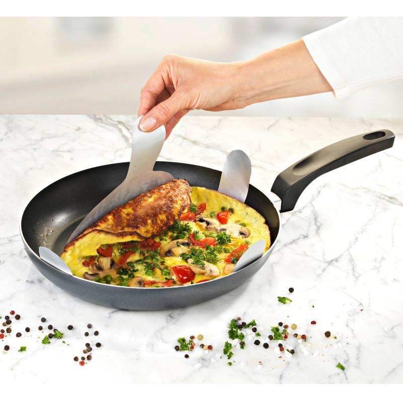 2 podložky pod omeletu