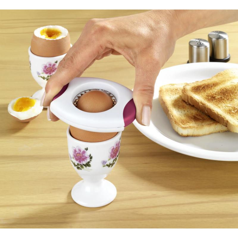 Oddělovač vaječných skořápek, bílá-červená onerror=