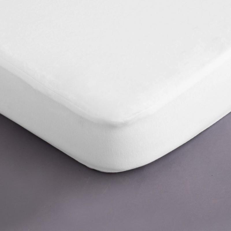 Nepropustná flanelová ochrana matrace s úpravou Aegis