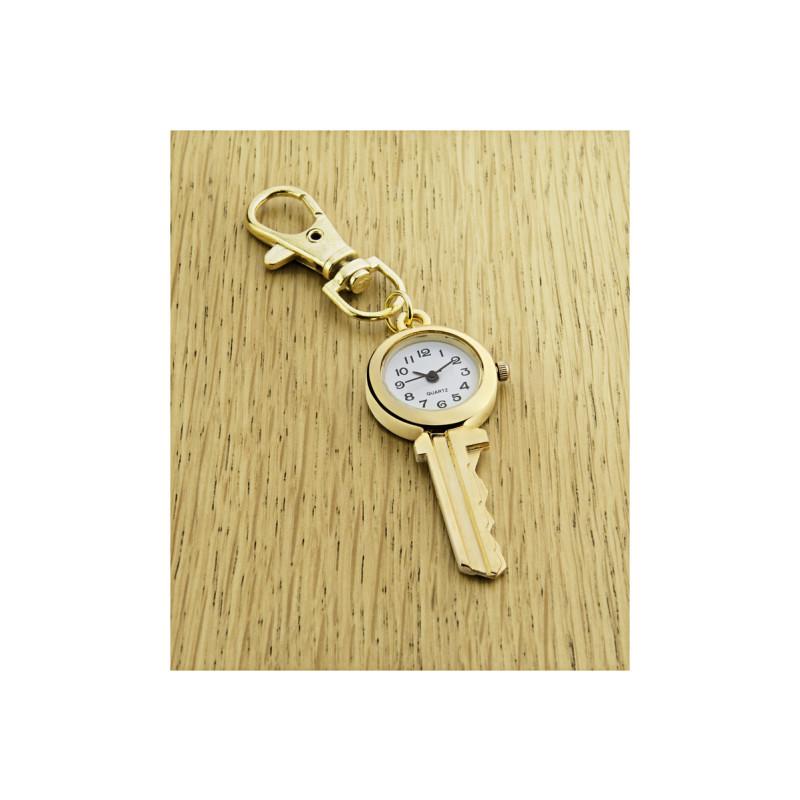 Prívesok na kľúče s hodinkami
