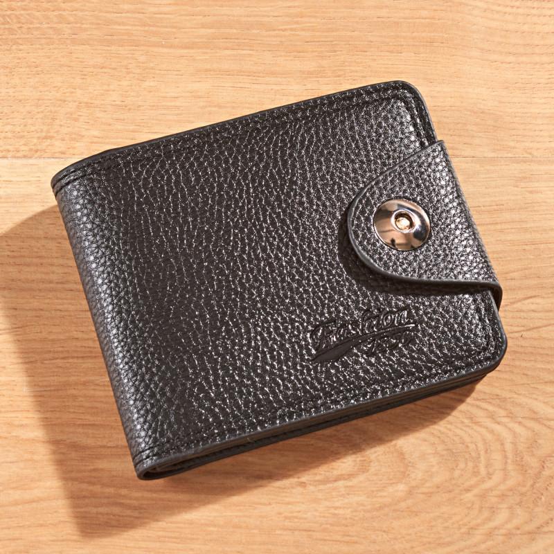Pánská peněženka, černá onerror=