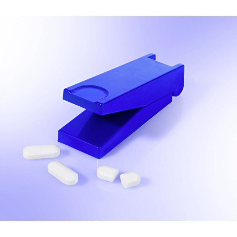 Krájač na tablety, modrá