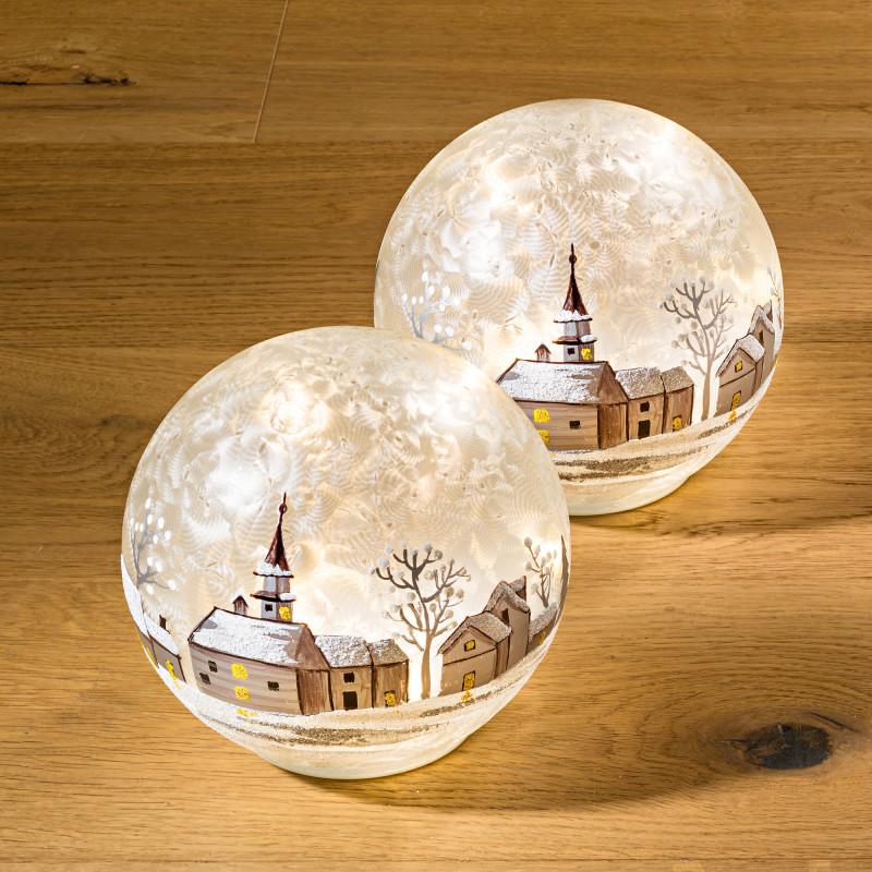LED koule