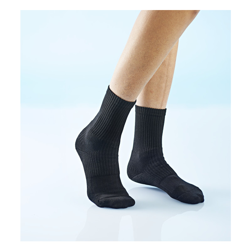 1 ponožka na členkový kĺb