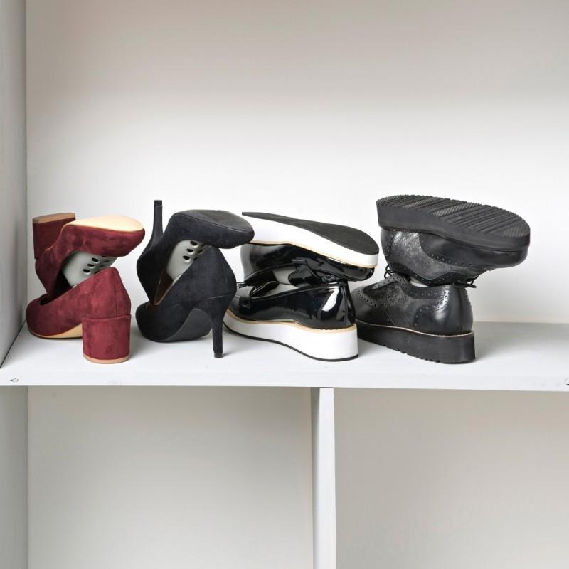 Stojánek na ukládání bot, sada 2 kusů