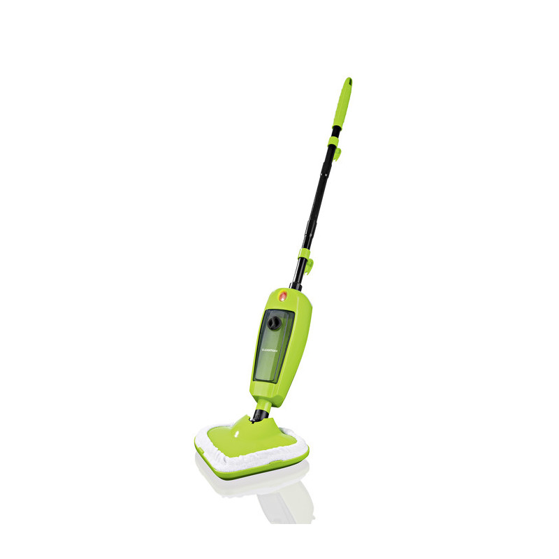 Parný čistič, zelená