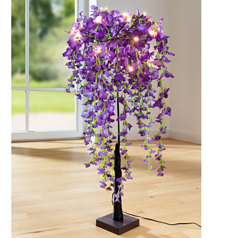 LED květinový strom