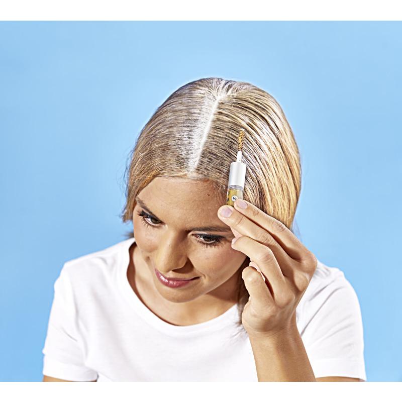 Maskara do włosów 2-w-1, blond onerror=