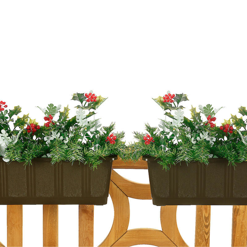 Kvetinová výplň do kvetináčov