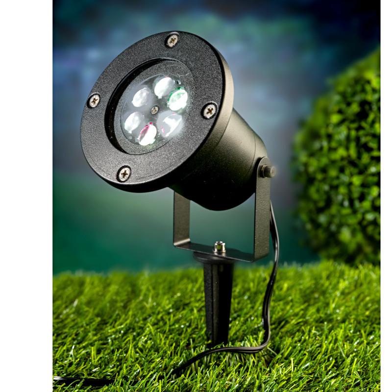 LED světlomet s motivy onerror=