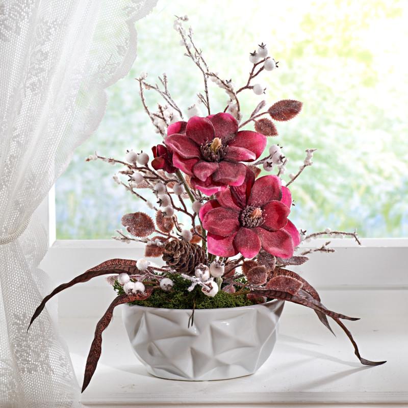 Aranžmá magnolie onerror=