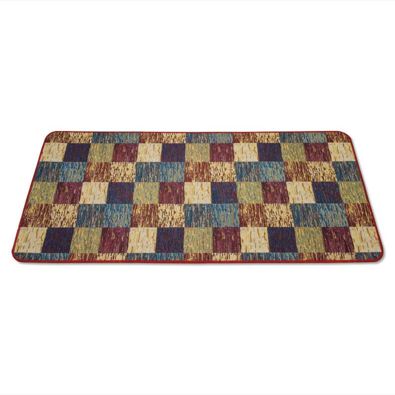 Kuchynský koberec, kocka