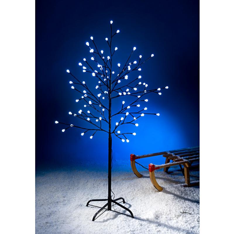 LED stromček s osvetlením