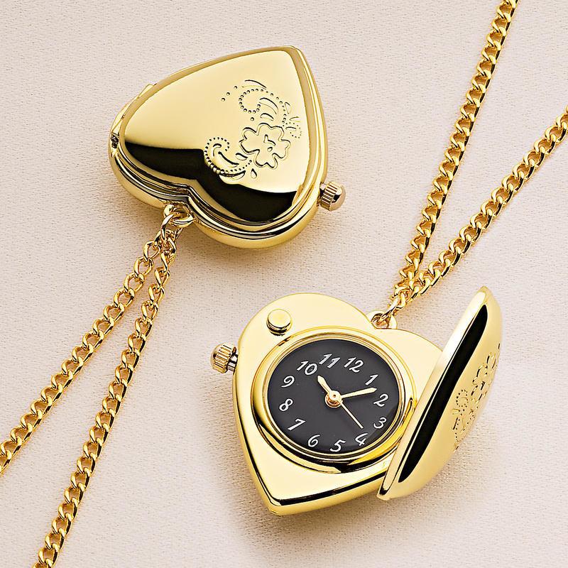 Prívesok s hodinkami