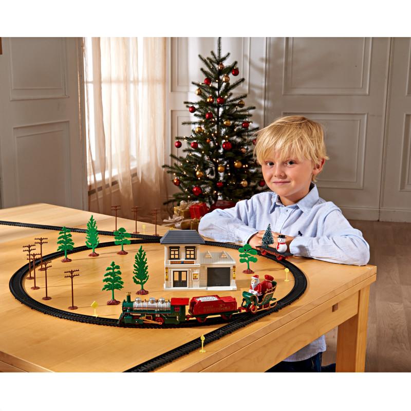 Vianočný vlak