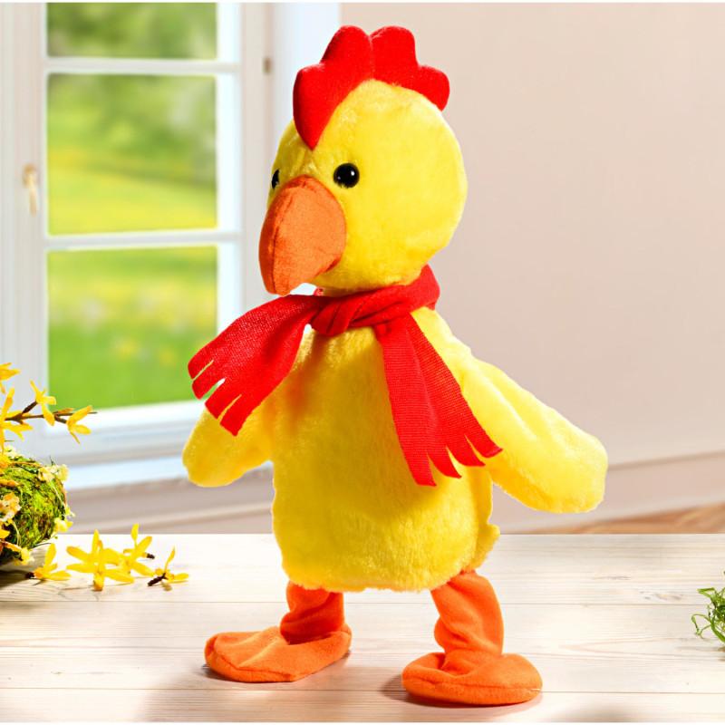Hudební kuřátko onerror=
