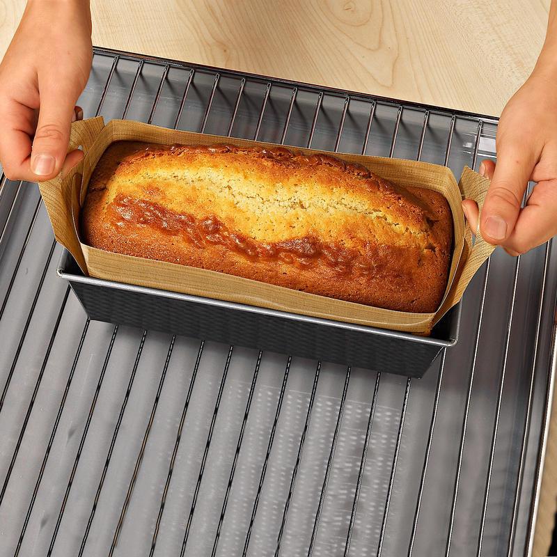 Pečicí fólie, hranatá, délka 30 cm onerror=