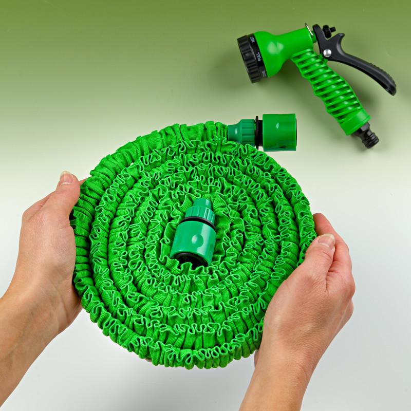 Flexibilní zahradní hadice onerror=