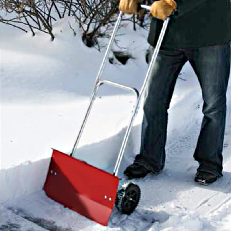 Odhŕňač snehu na kolieskach