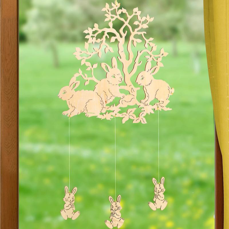 Tancujúce zajačiky
