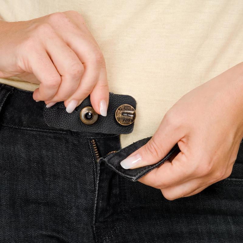 2 prodlužovače pásku s knoflíky onerror=