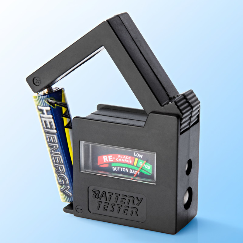 Tester baterii onerror=