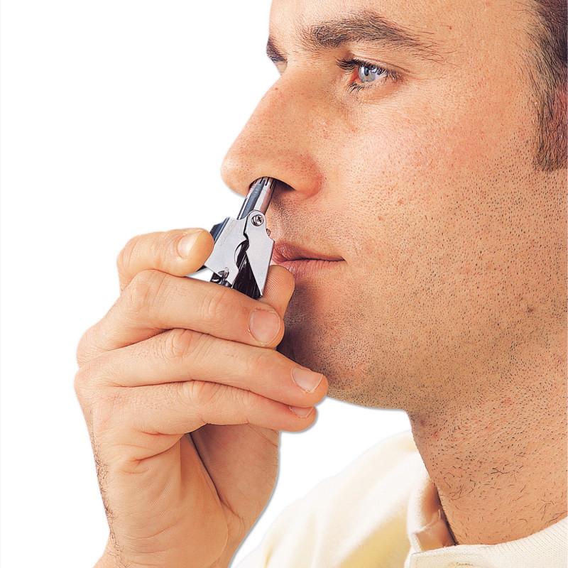 Odstraňovač chĺpkov v nose/ušiach