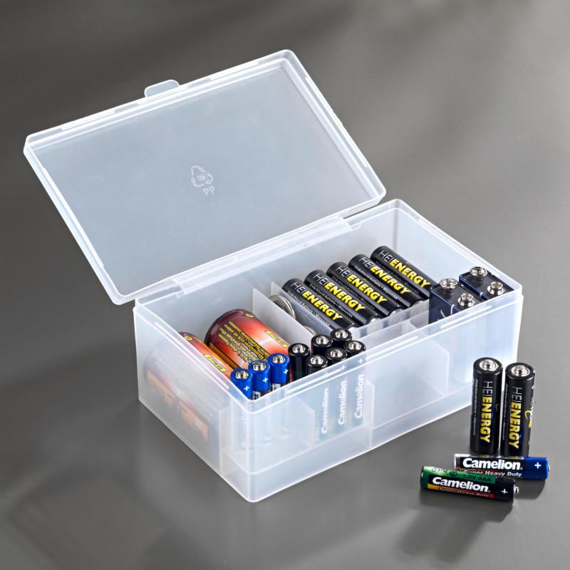 Box na batérie