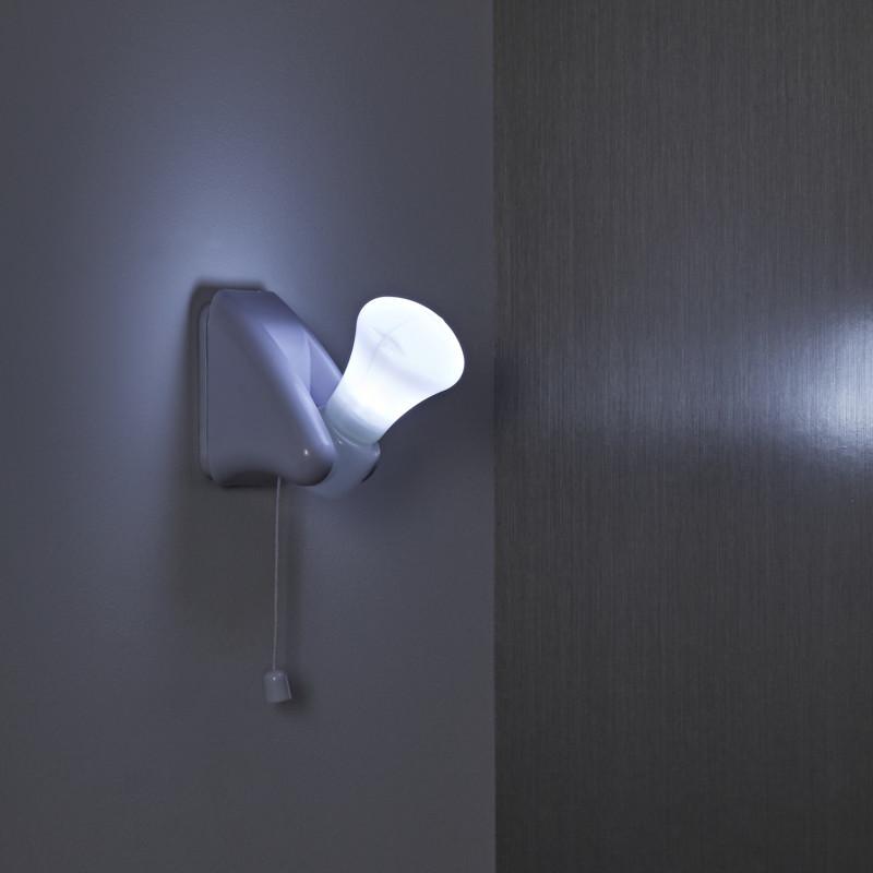 2 bezdrôtové lampy