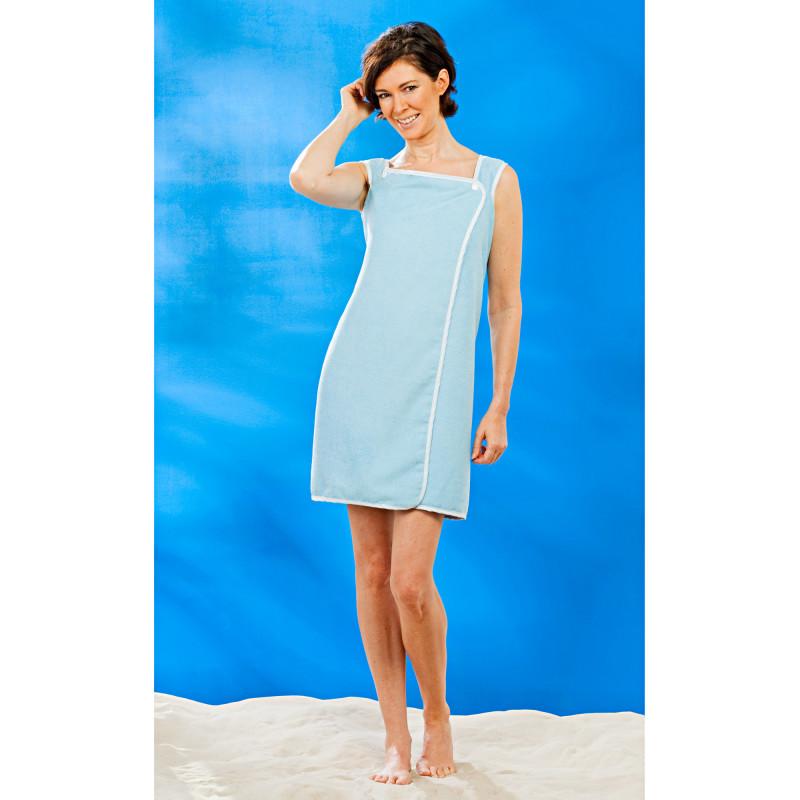 Kúpacie šaty, modrá