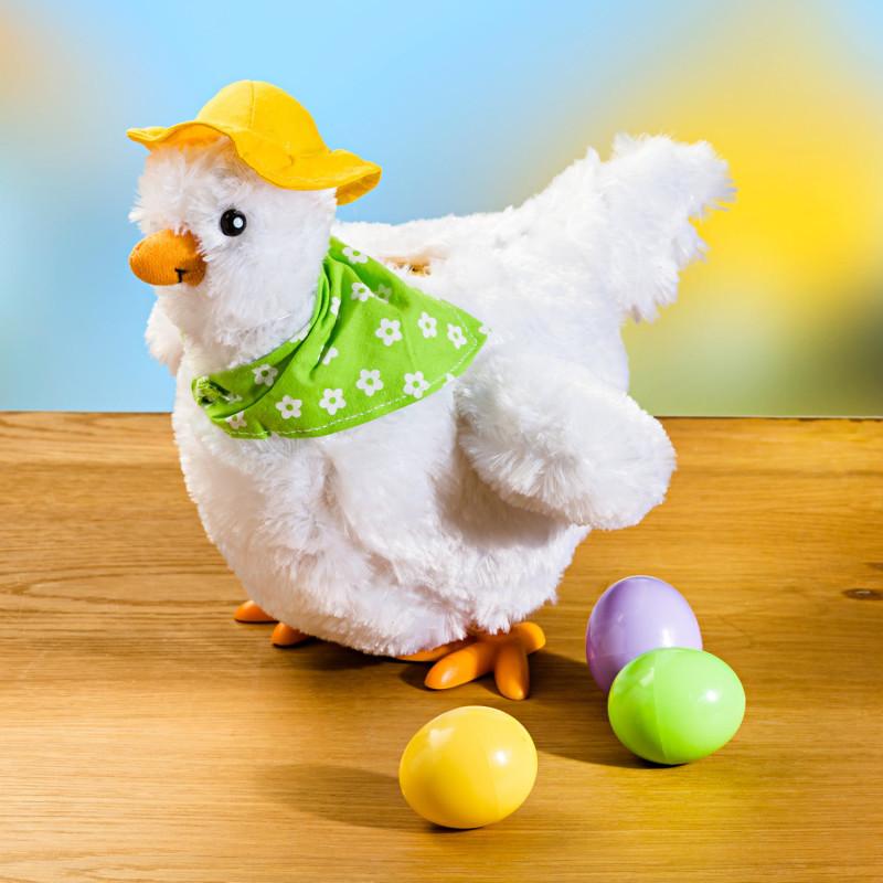 Sliepočka znášajúca vajcia