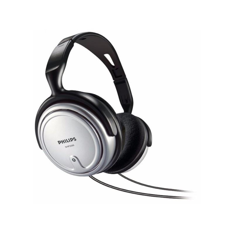 Słuchawki z kablem 6 m onerror=