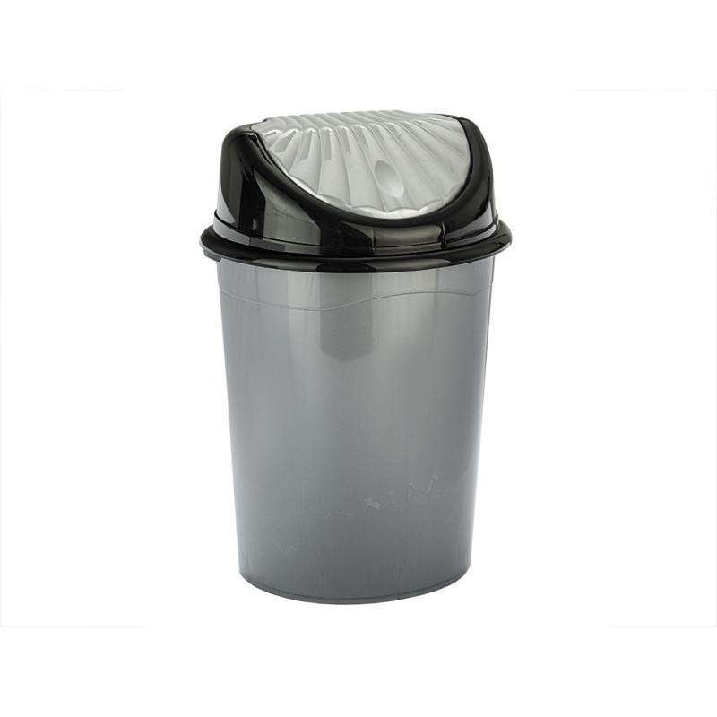 Kosz na śmieci z ruchomą pokrywą onerror=