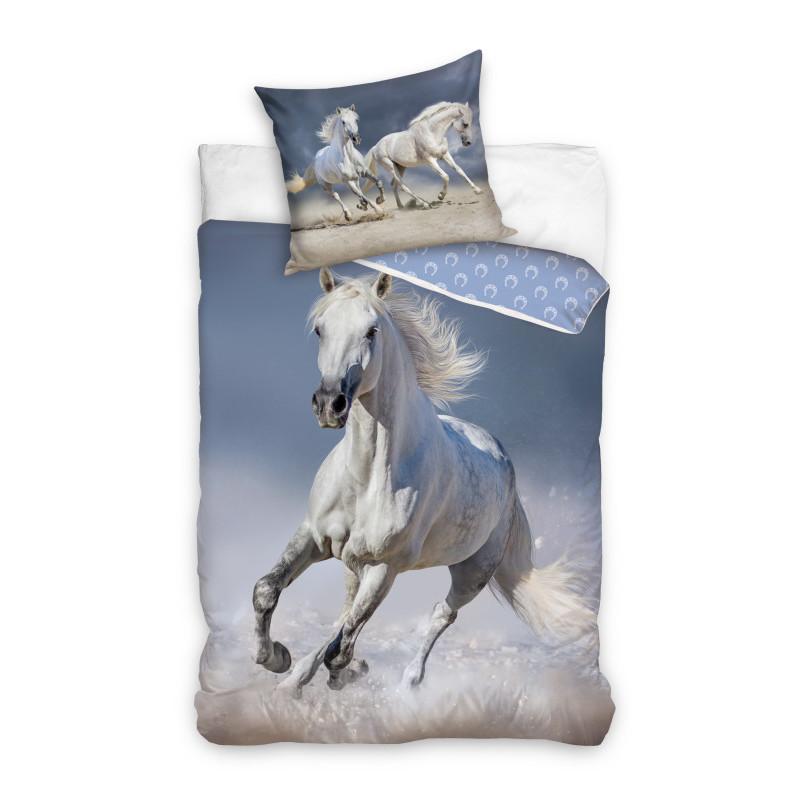 Pościel bawełniana Biały Koń onerror=