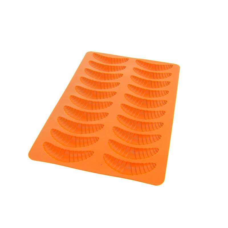 Forma silikonová Rohlíčky 20 ks