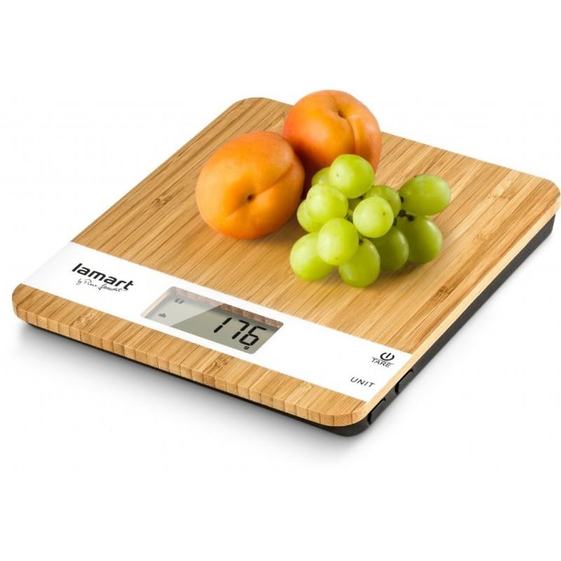 Dotyková kuchyňská váha BAMBOO