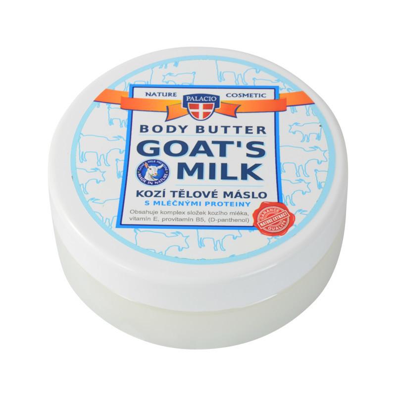 Kozie mleko masło do ciała 200 ml onerror=