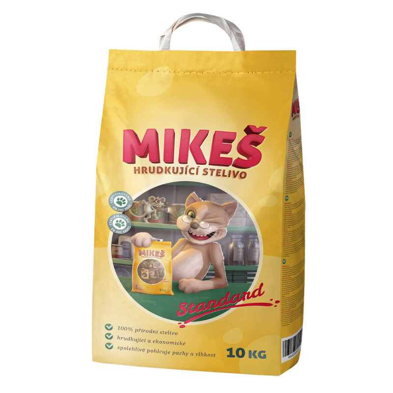 Żwirek dla kota Mikes onerror=