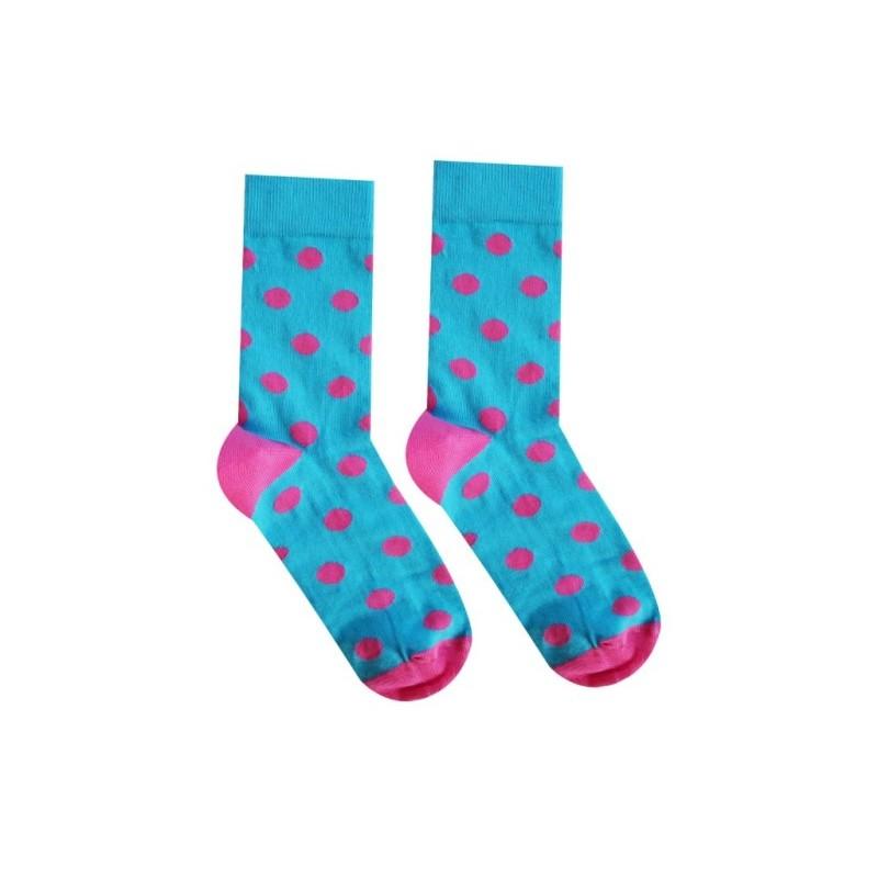 Veselé ponožky Růžový panter