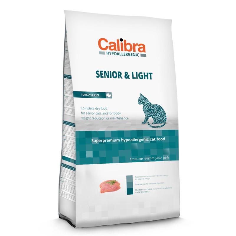 Calibra Cat HA Senior and Light 2 kg