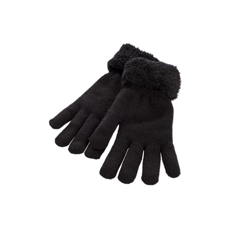 Zimní rukavice s beránkem