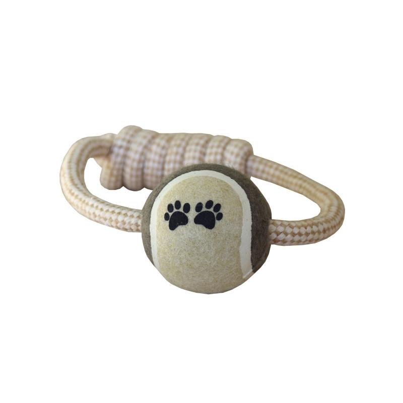 Zabawka dla psów do przeciągania Ball onerror=