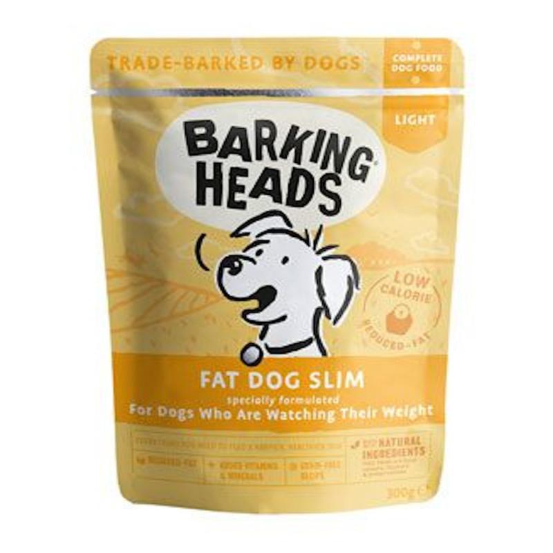 BARKING HEADS Fat Dog Slim kapsička