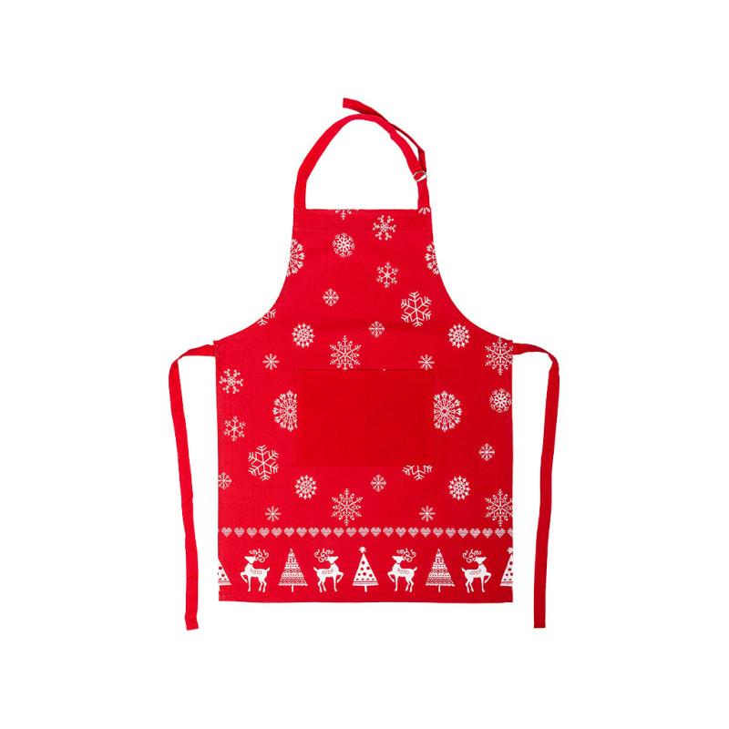 Bożonarodzeniowy fartuch kuchenny onerror=