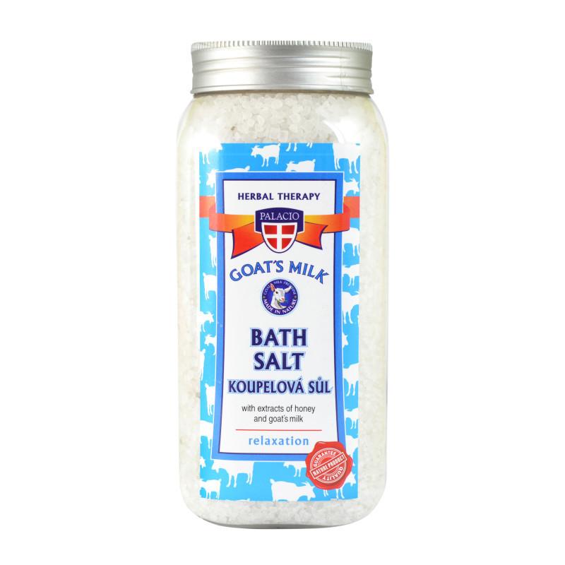Kozie mleko sól do kąpieli 900 g onerror=