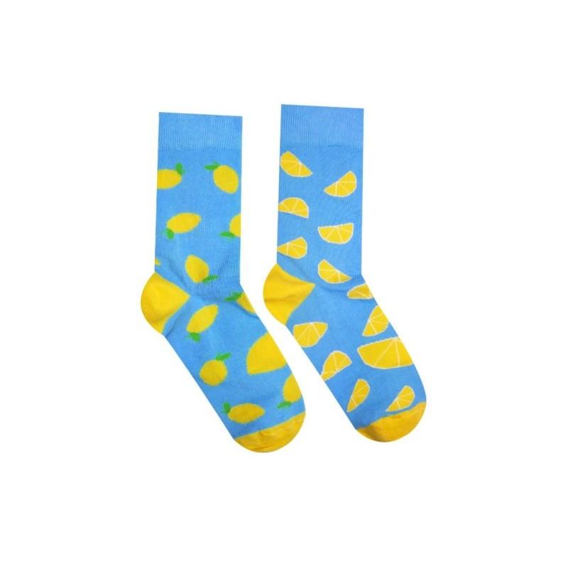 Veselé ponožky Citron