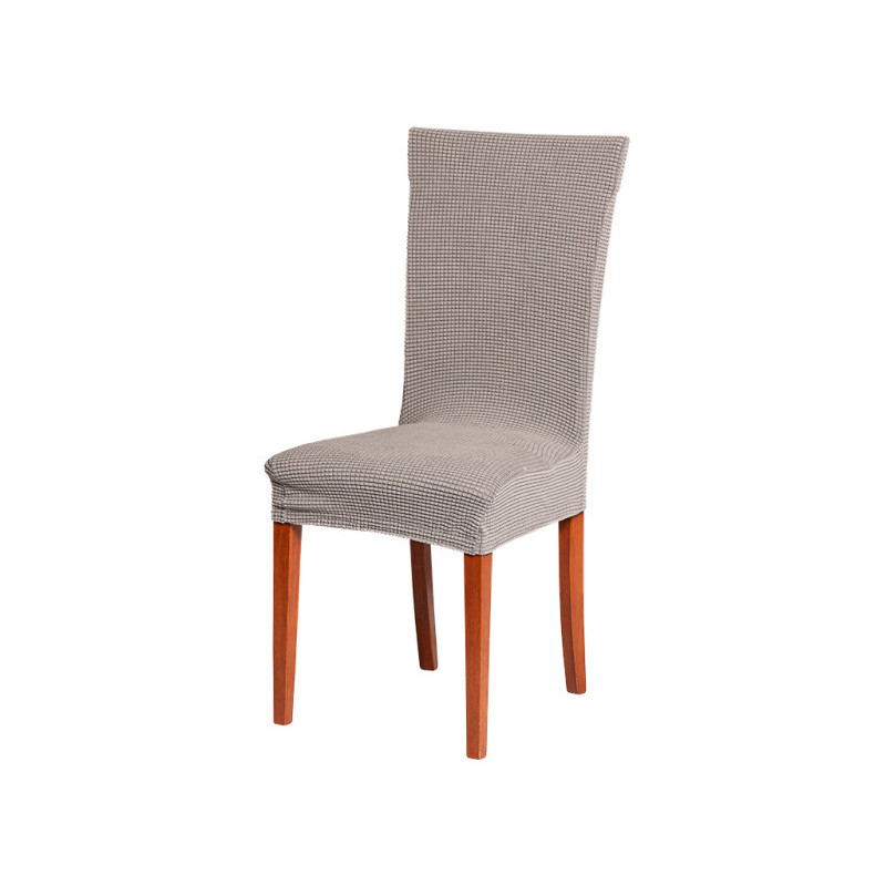 Husa pentru scaun universala - catifea de Manchester onerror=