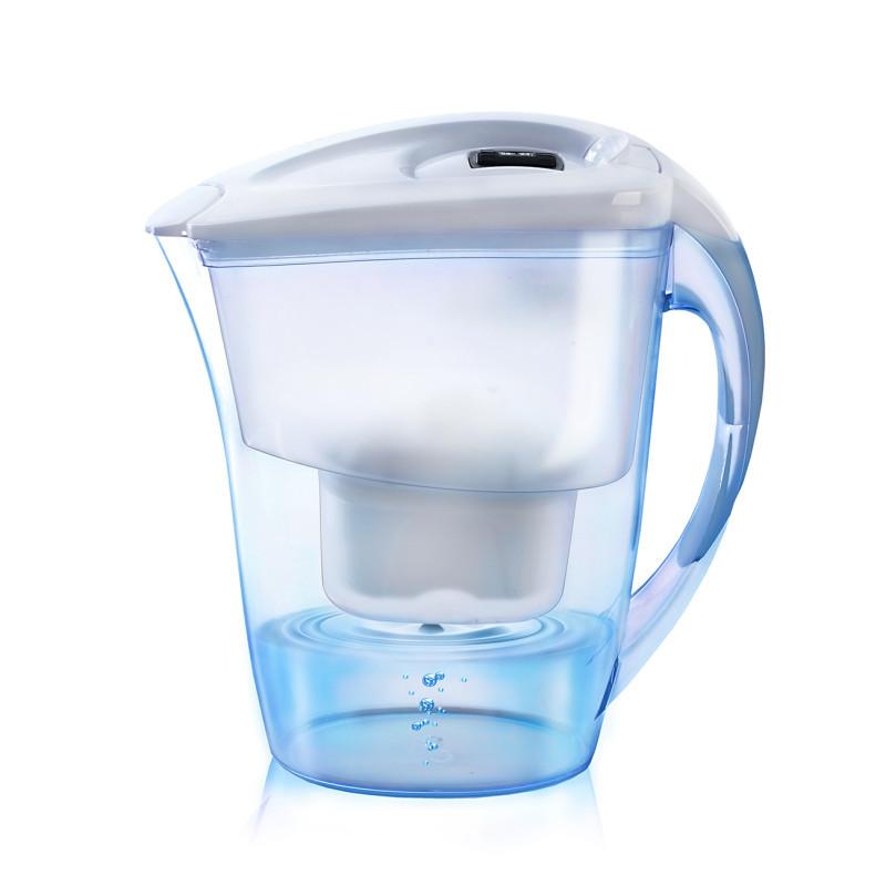 Dzbanek do filtrowania wody CARBO 2,4 l + filtr onerror=
