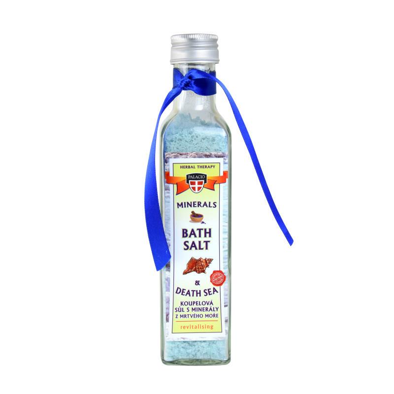 Mrtvé moře sůl do koupele 900g