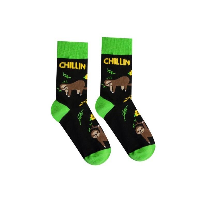 Wesołe skarpetki Chillin onerror=